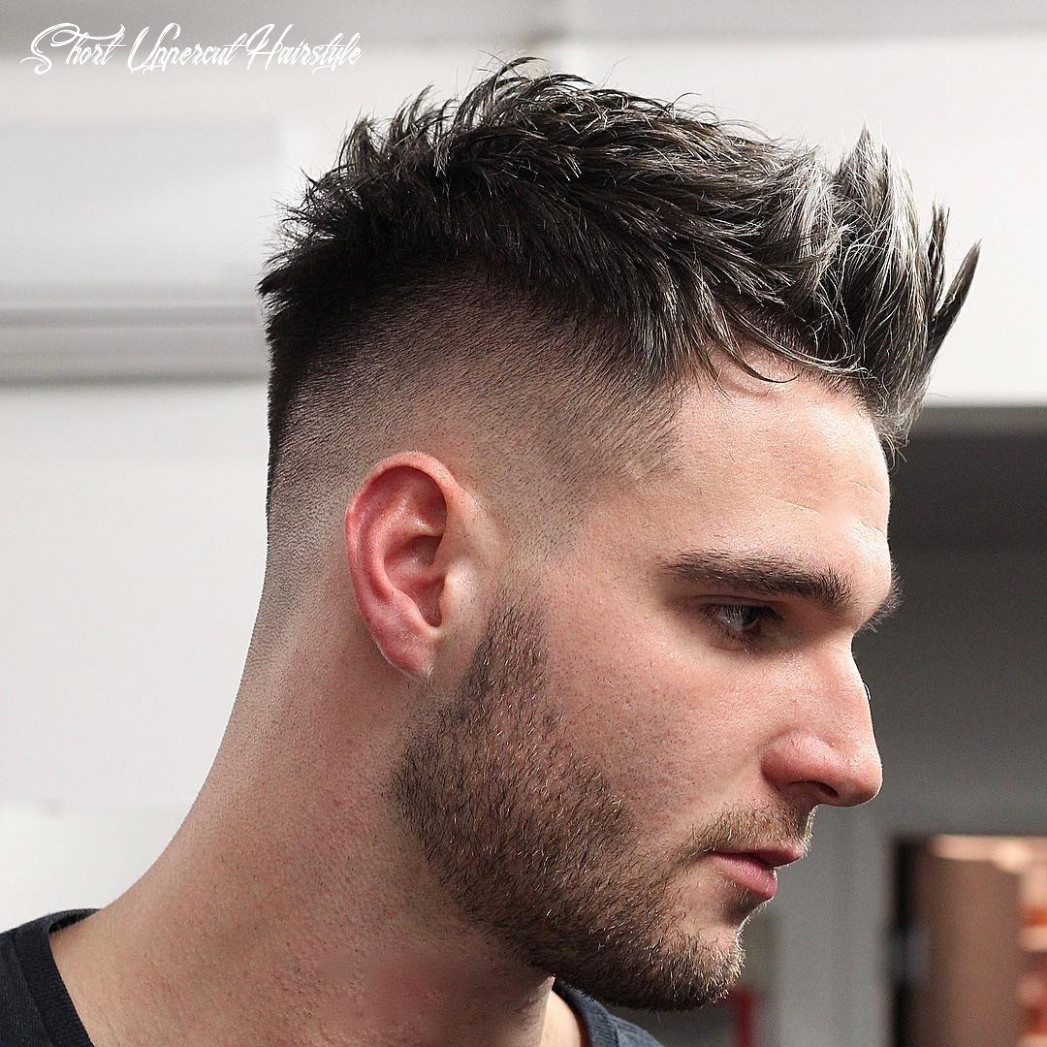 12 new hairstyles for men (12 update) short uppercut hairstyle