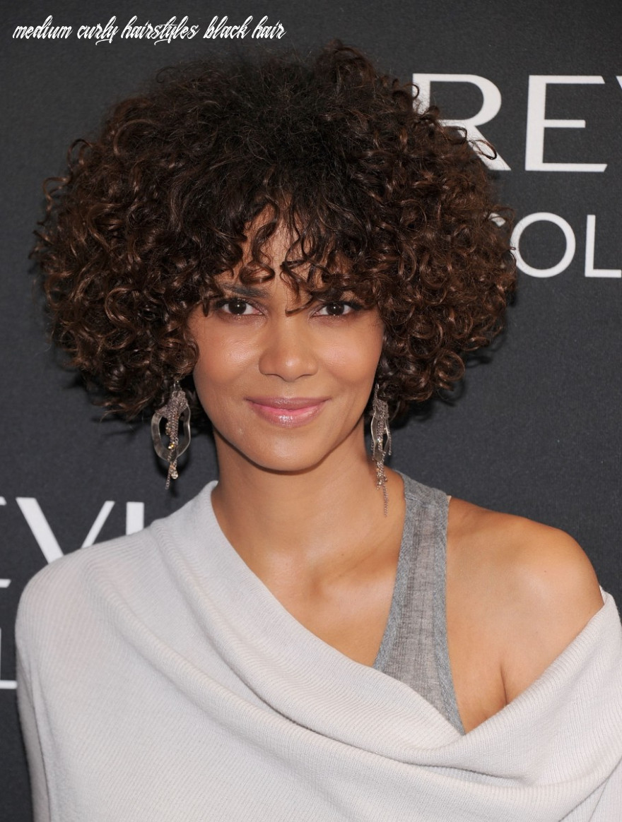 12 of the best hairstyles for medium length curly hair the