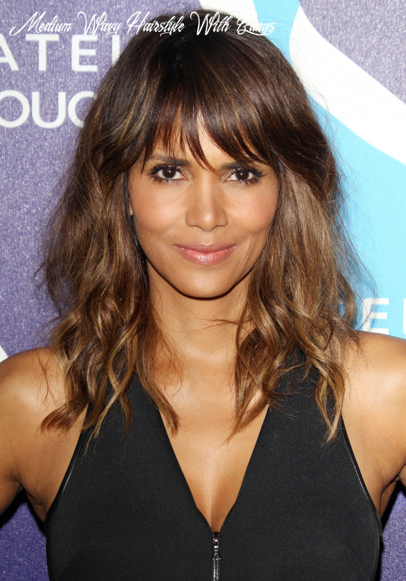 12 of the best hairstyles for medium length wavy hair the