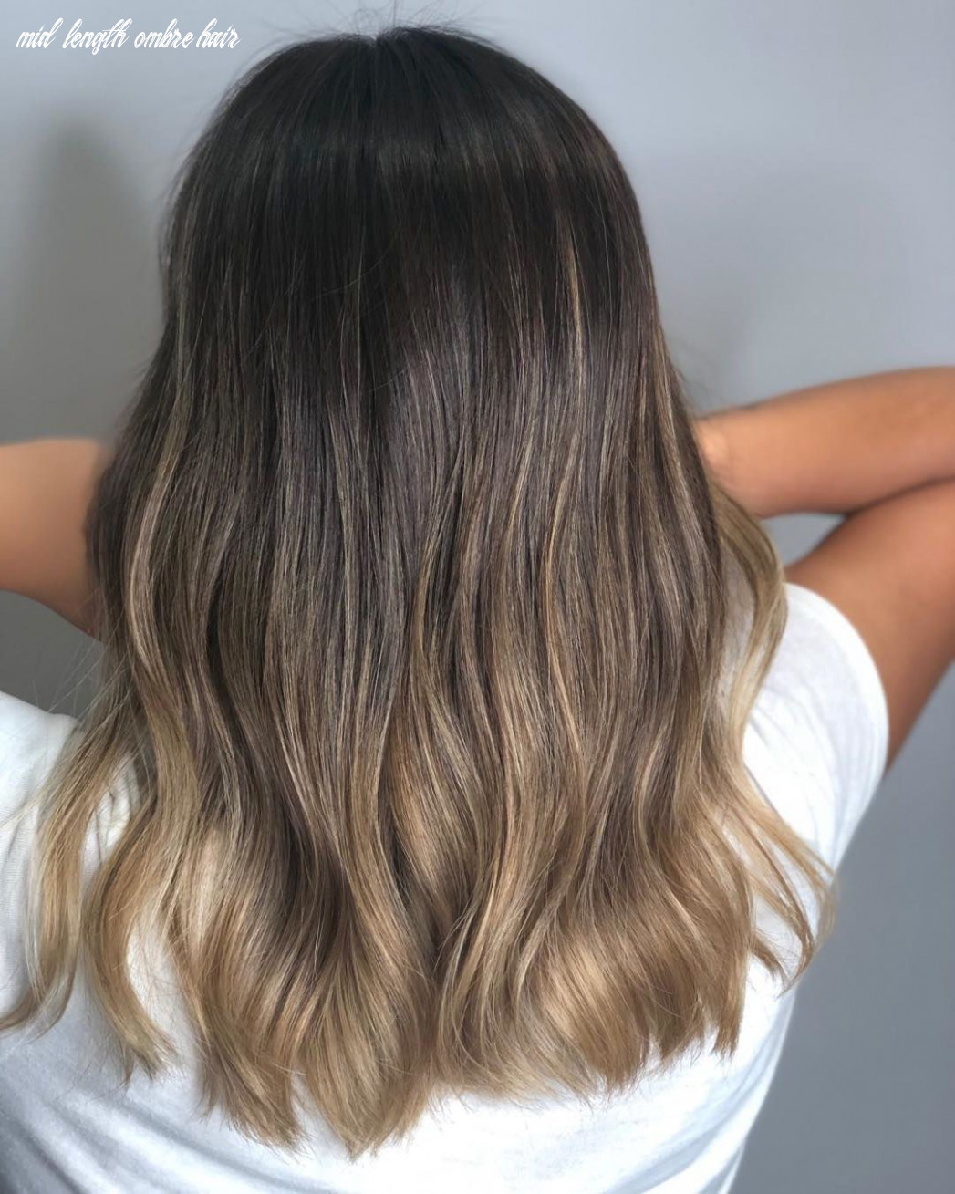 12 ombre hair colors for medium length brunettes   ombre hair