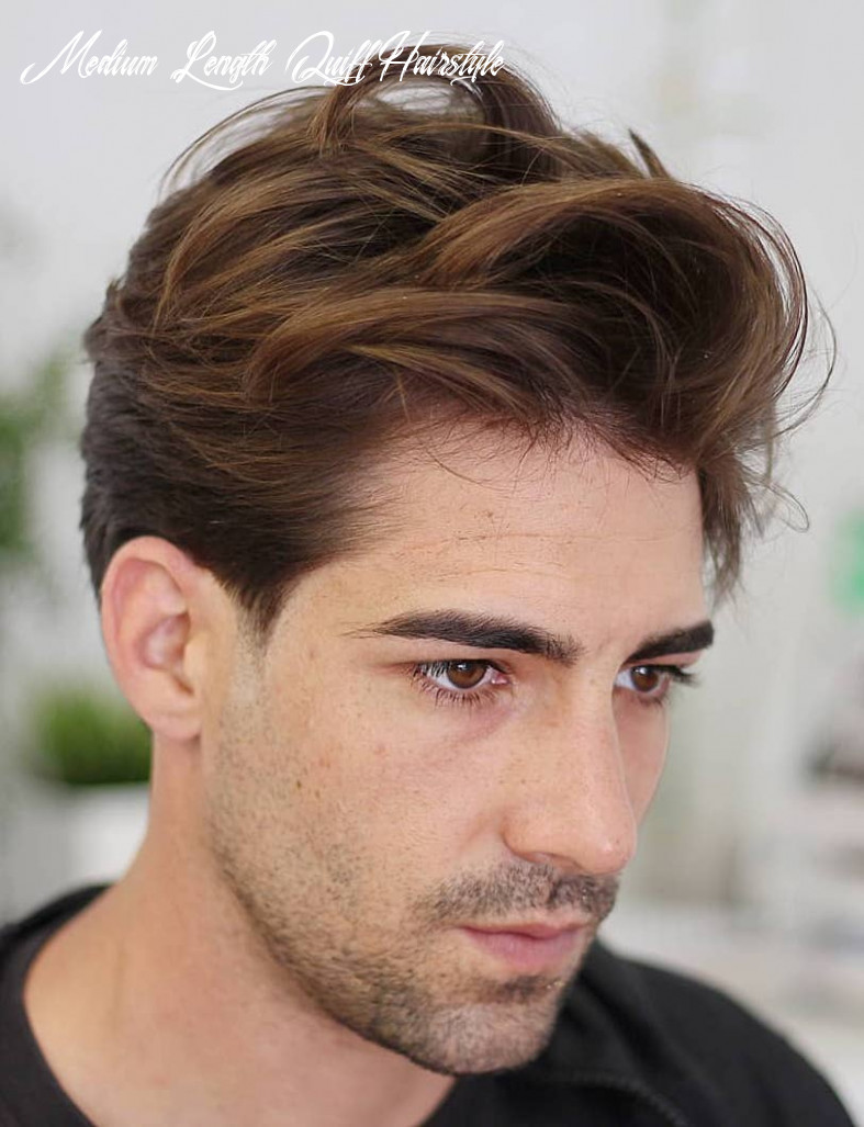 12 outstanding quiff hairstyle ideas – a comprehensive guide medium length quiff hairstyle