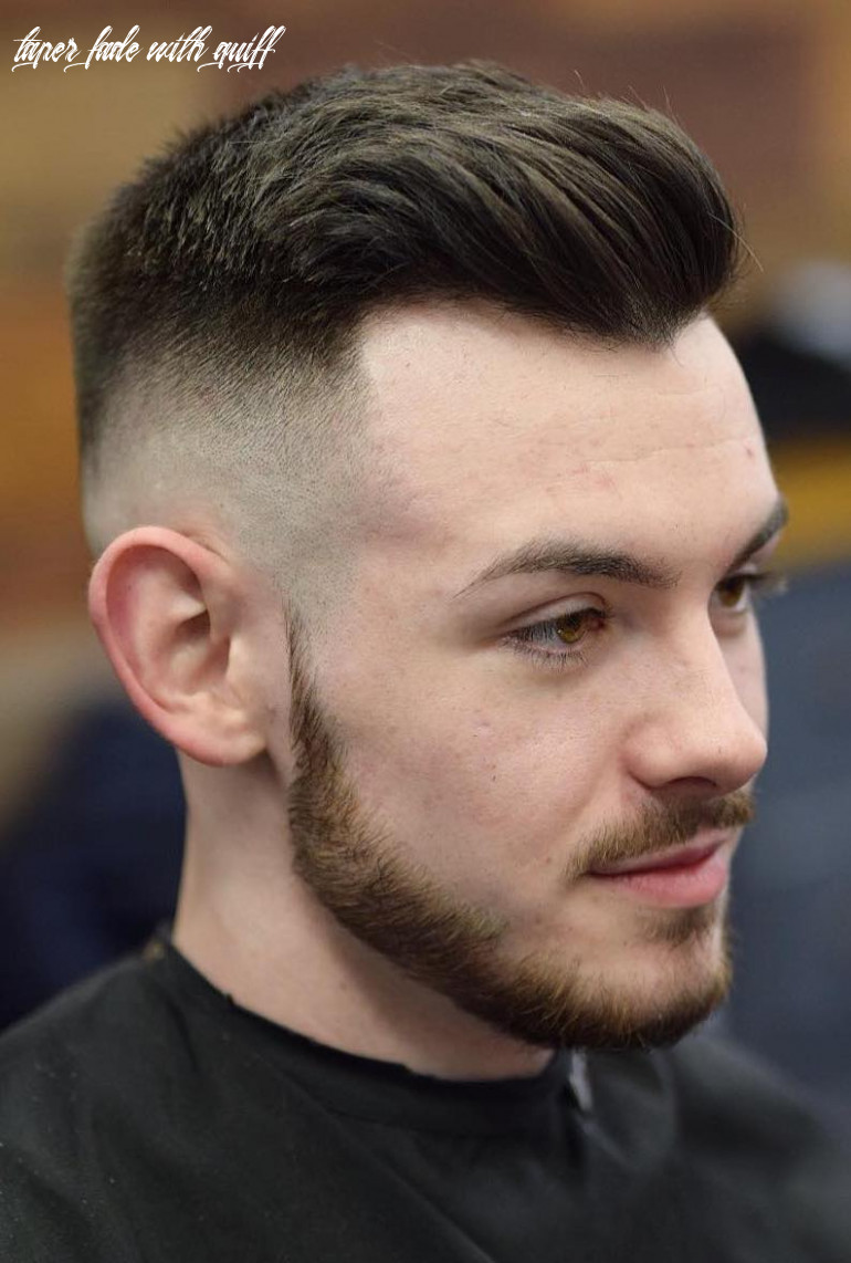 12 outstanding quiff hairstyle ideas – a comprehensive guide taper fade with quiff