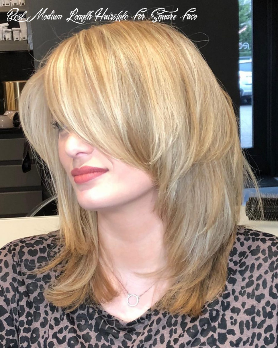 12 perfect medium hairstyles for square faces in 12 best medium length hairstyle for square face