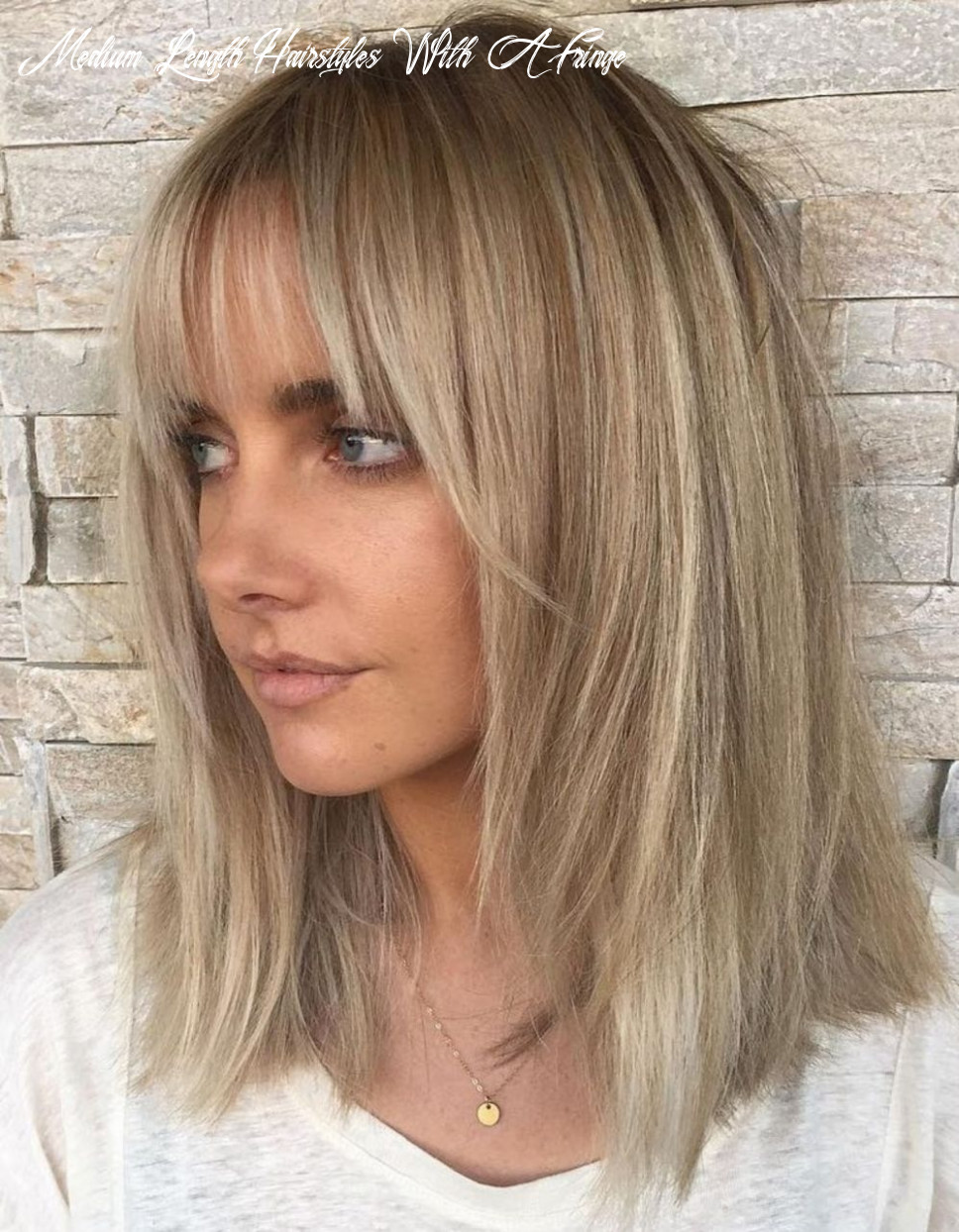 12 perfect medium length hairstyles for thin hair | mittellanges