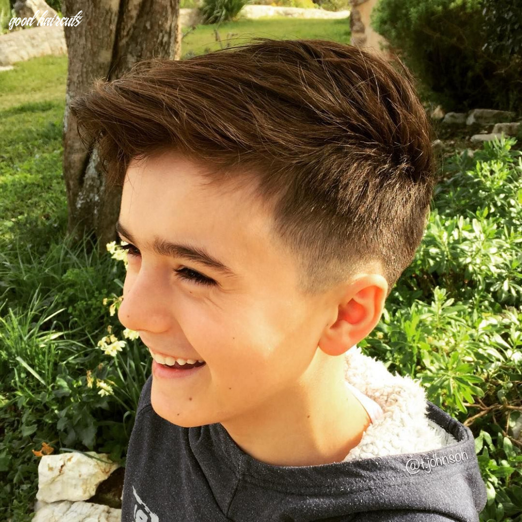 12 popular boys haircuts (march 12 update)   cool boys haircuts