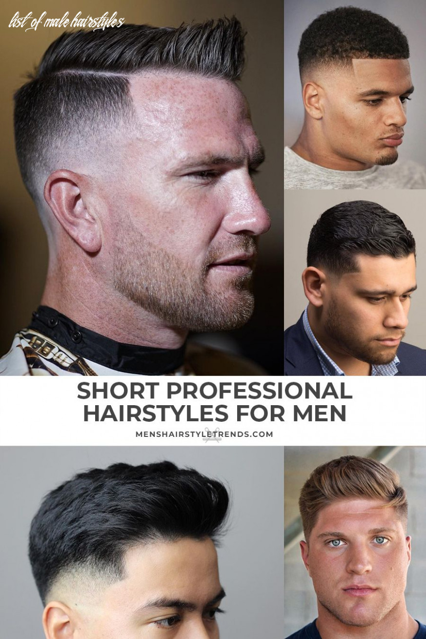 12 professional business hairstyles for men | business hairstyles