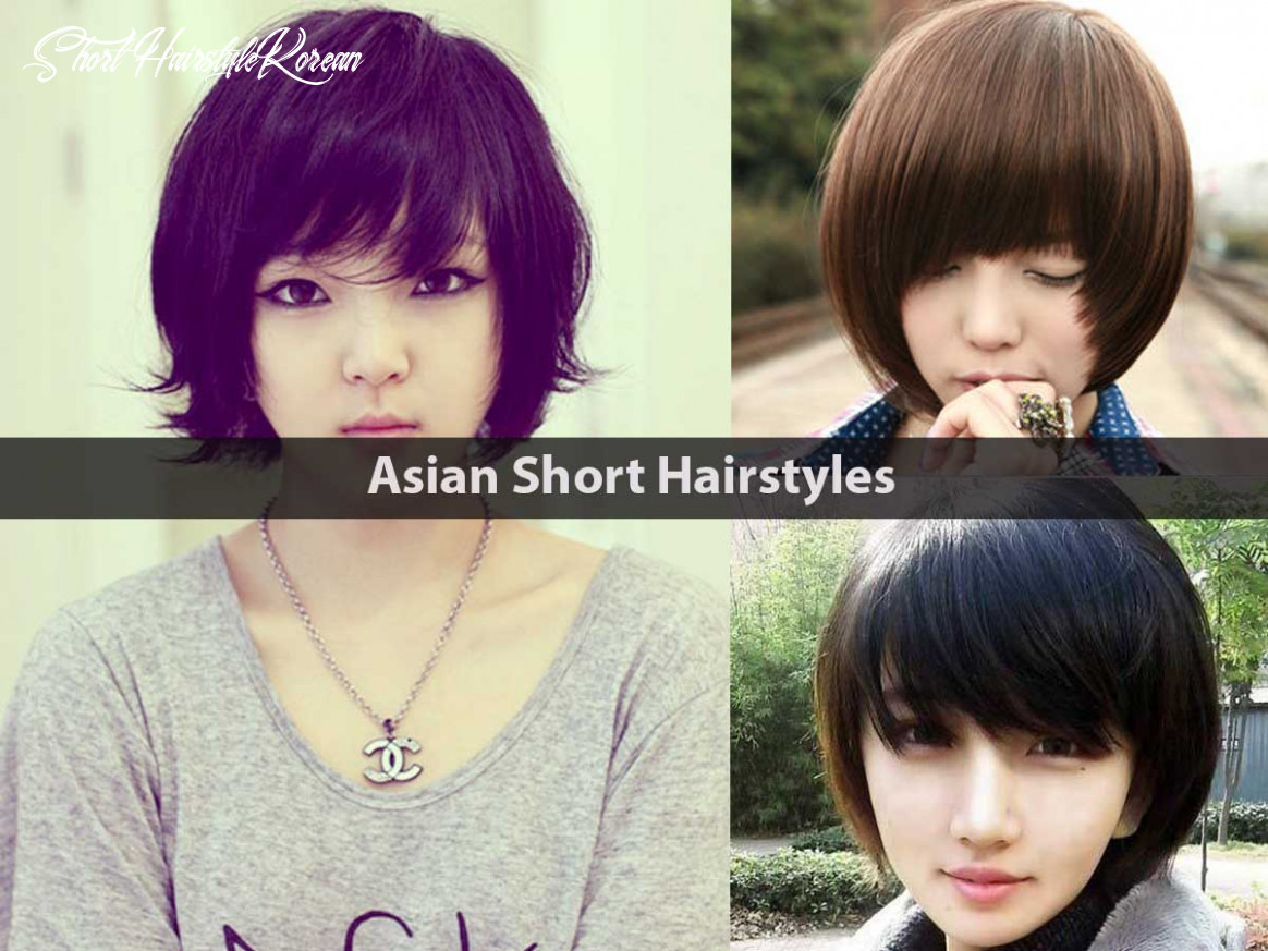 12 prominent asian short hairstyles for women hairstyle for women short hairstyle korean