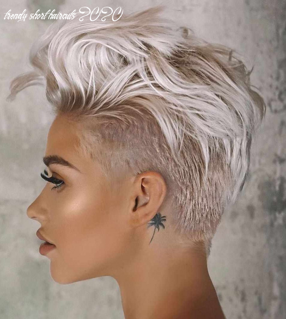 12 roaring and attractive short hairstyles 12 styles art trendy short haircuts 2020
