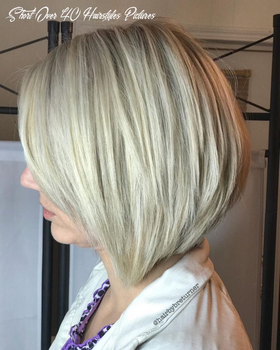 12 sexiest short hairstyles for women over 12 in 12 short over 40 hairstyles pictures