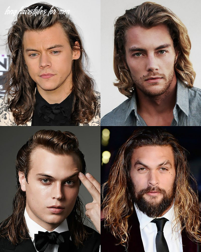 12 sexy long hairstyles for men the trend spotter long hairstyles for men