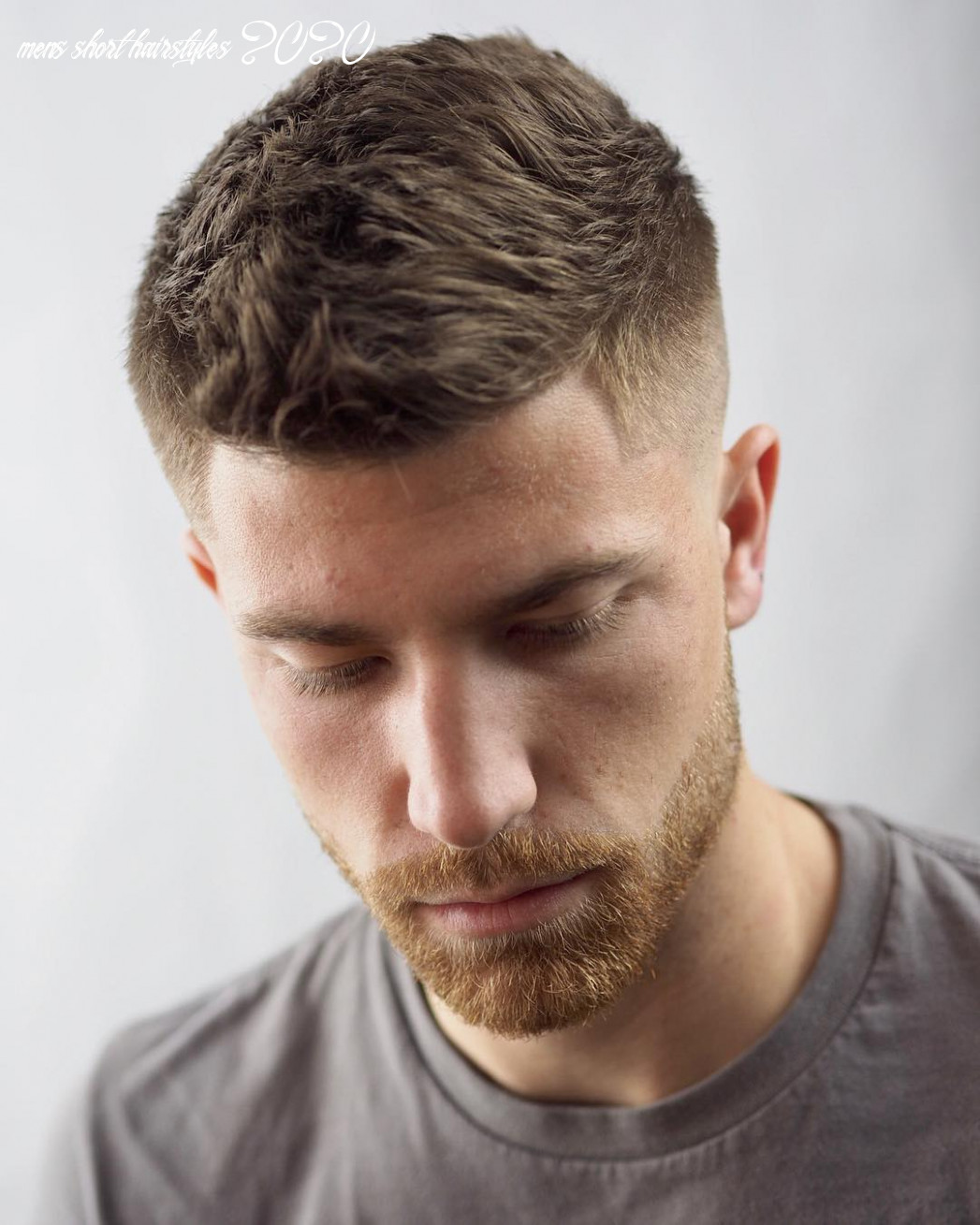 12 short haircuts for men (12 styles) mens short hairstyles 2020