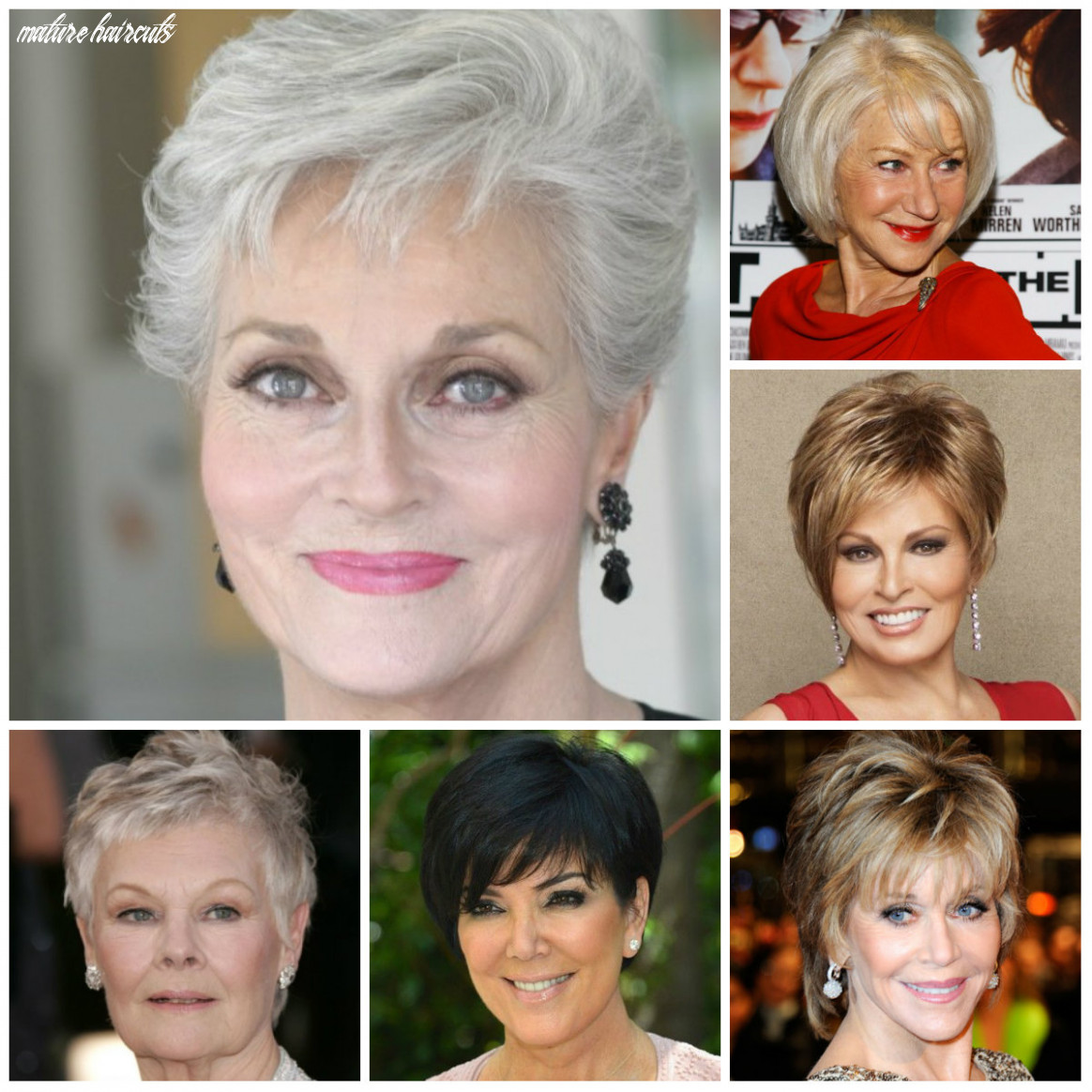 12 short haircuts for women over 12 | 12 haircuts, hairstyles