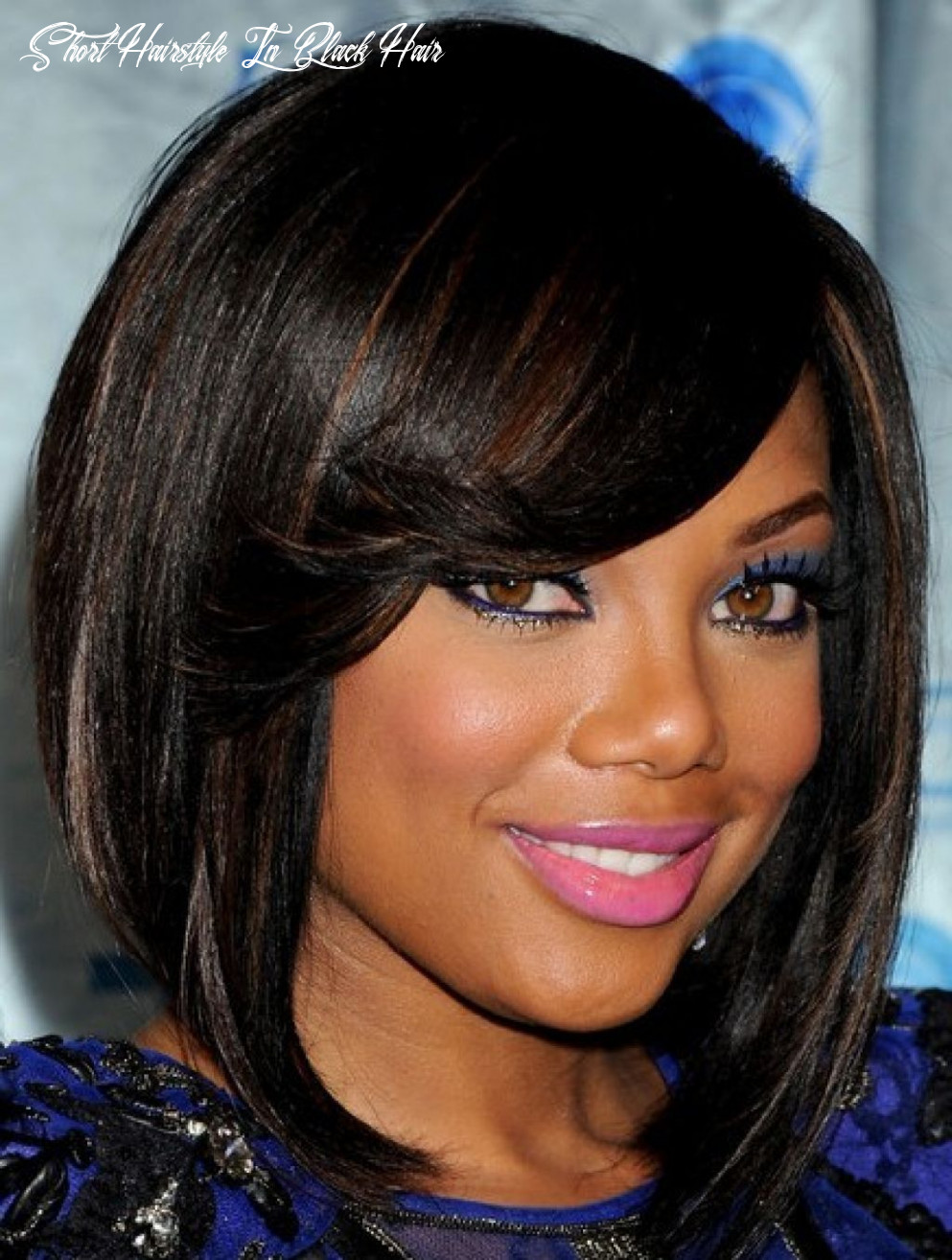 12 short hairstyles and haircuts for black women of class short hairstyle in black hair