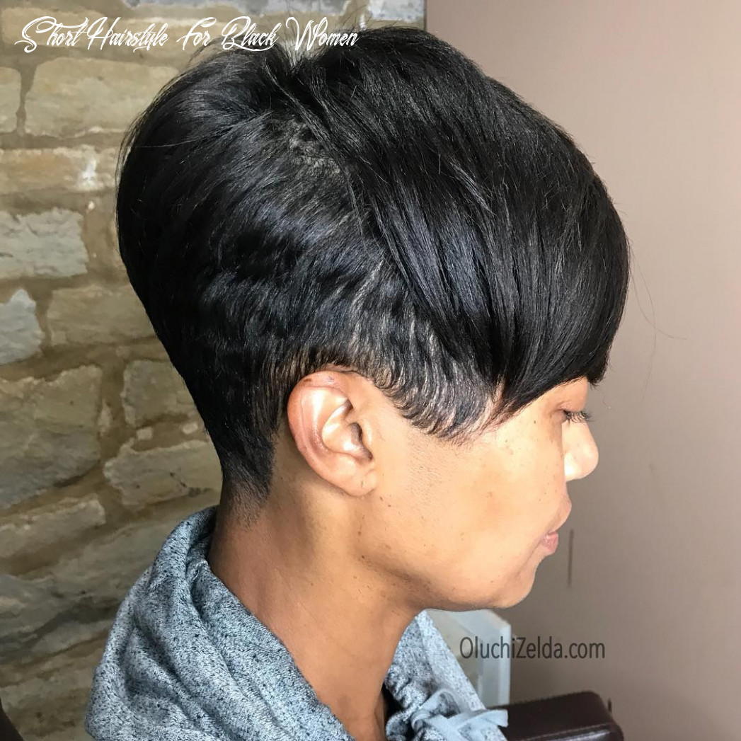 12 Short Hairstyles for Black Women to Steal Everyone's Attention