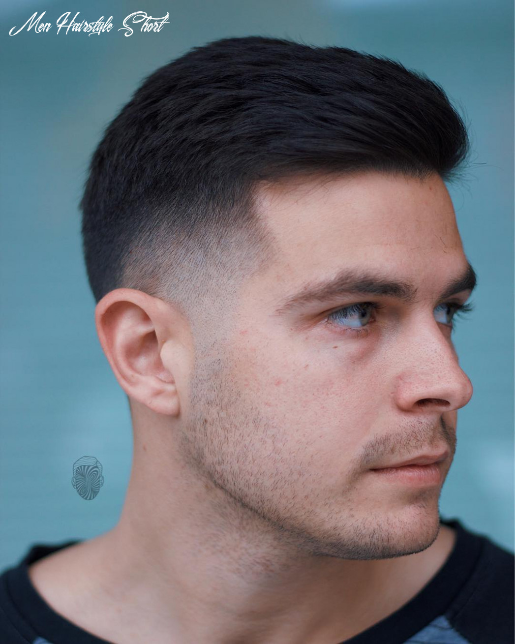 12 Short Hairstyles For Men 12 | Mens short haircuts 12 ...