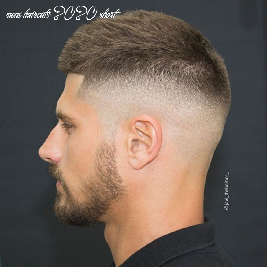 12 Short Hairstyles For Men (12 Styles) | Mens haircuts short ...