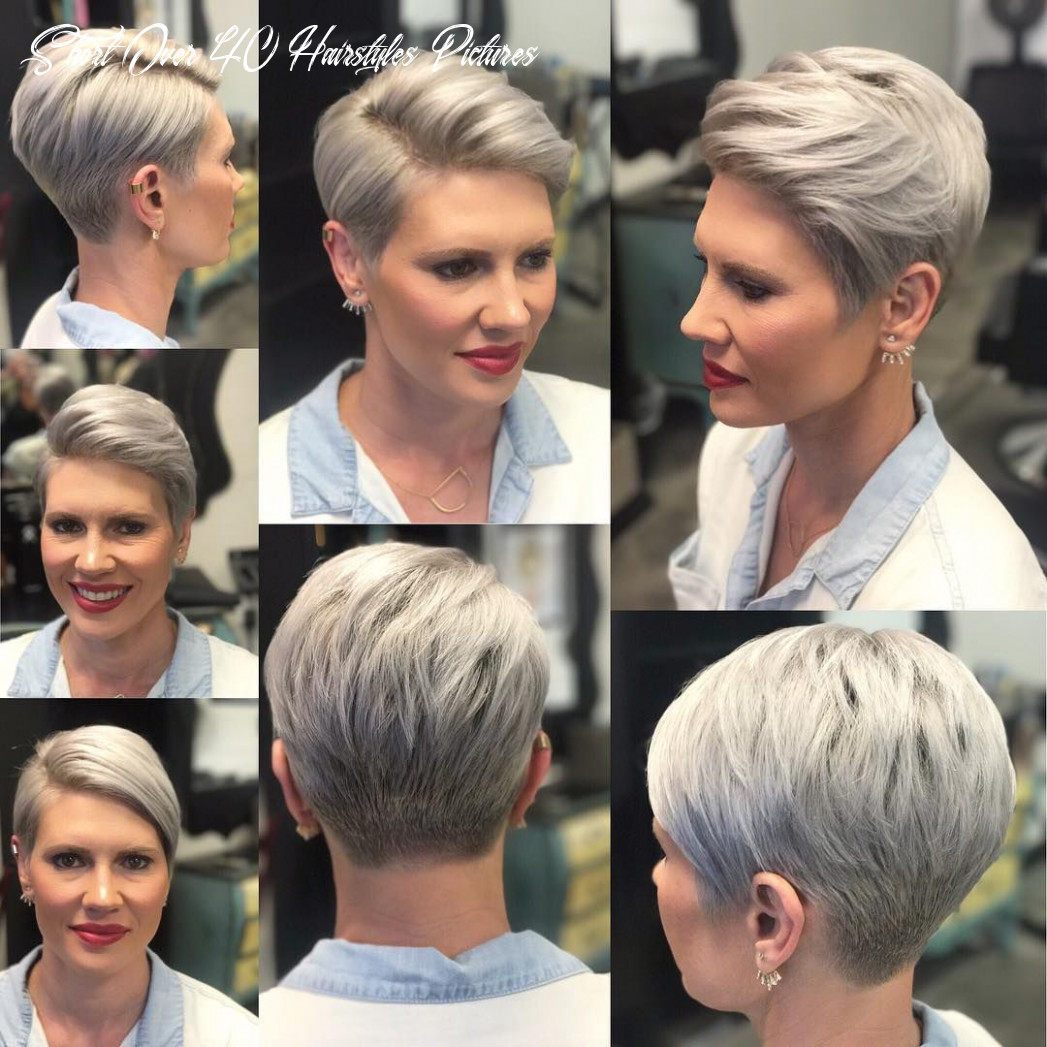 12 short hairstyles for women over 12 – pixie haircuts update