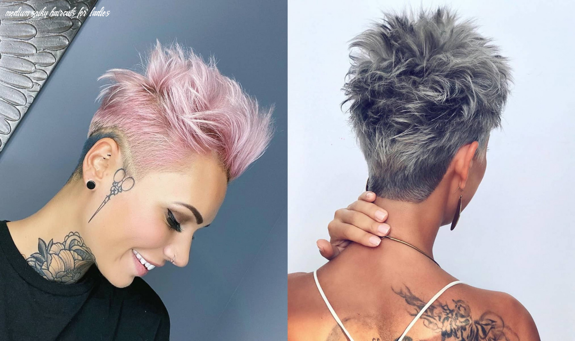 12 short spiky haircuts for women | stylesrant medium spiky haircuts for ladies