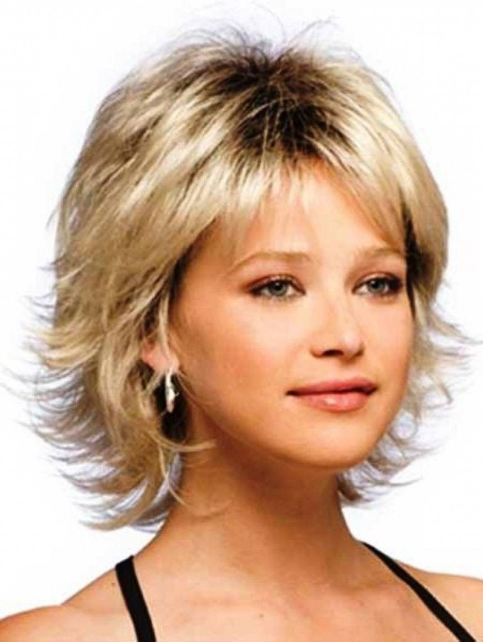 12 short spiky hairstyles for women | short hair with layers
