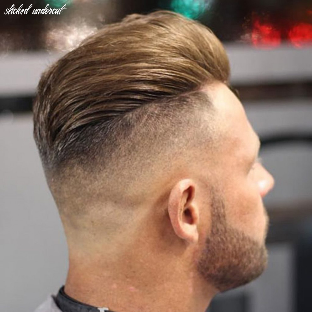 12 [ slicked back undercut ]   haircuts for men page 12 of 12