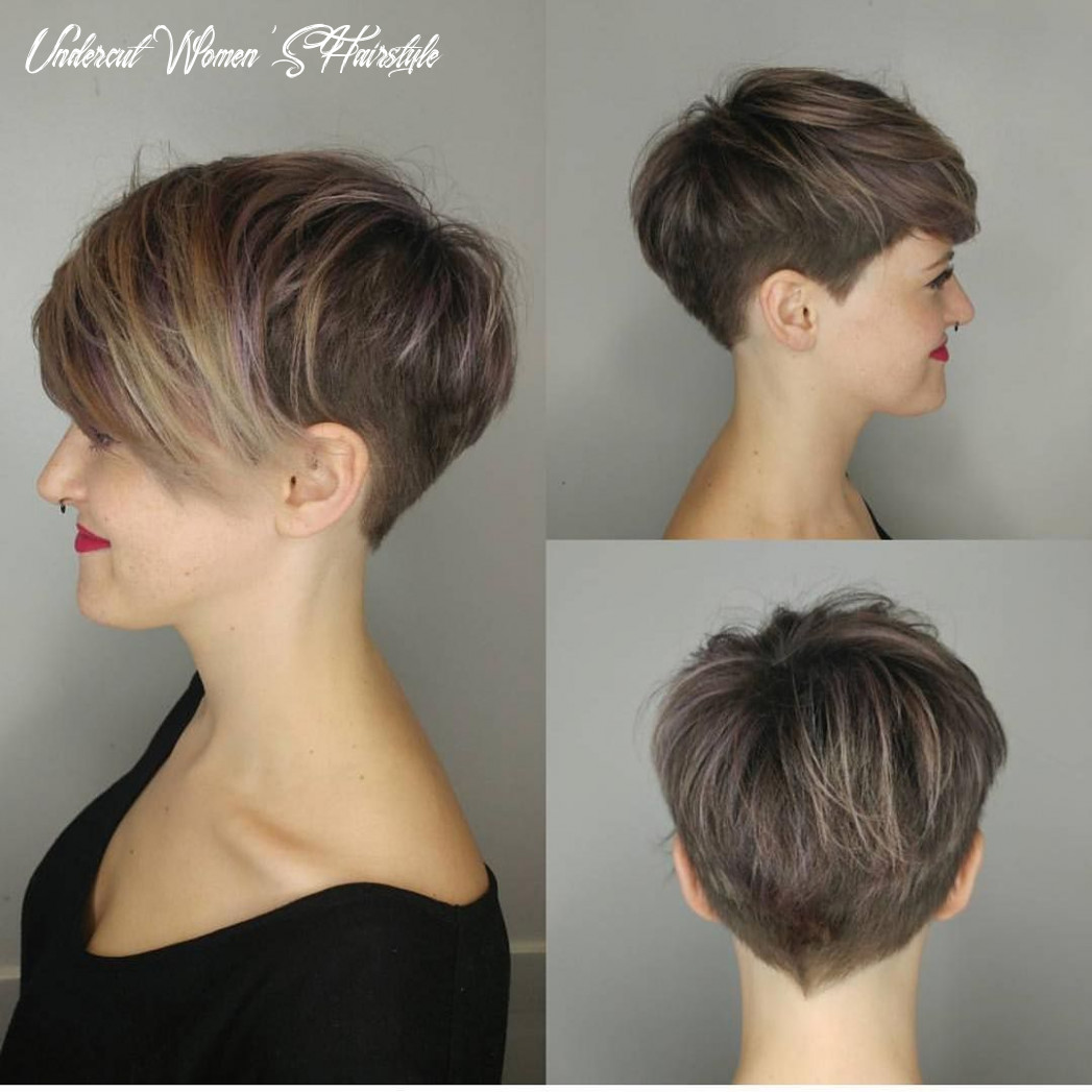 12 stilvolle pixie haircuts, undercut frisuren frauen kurze