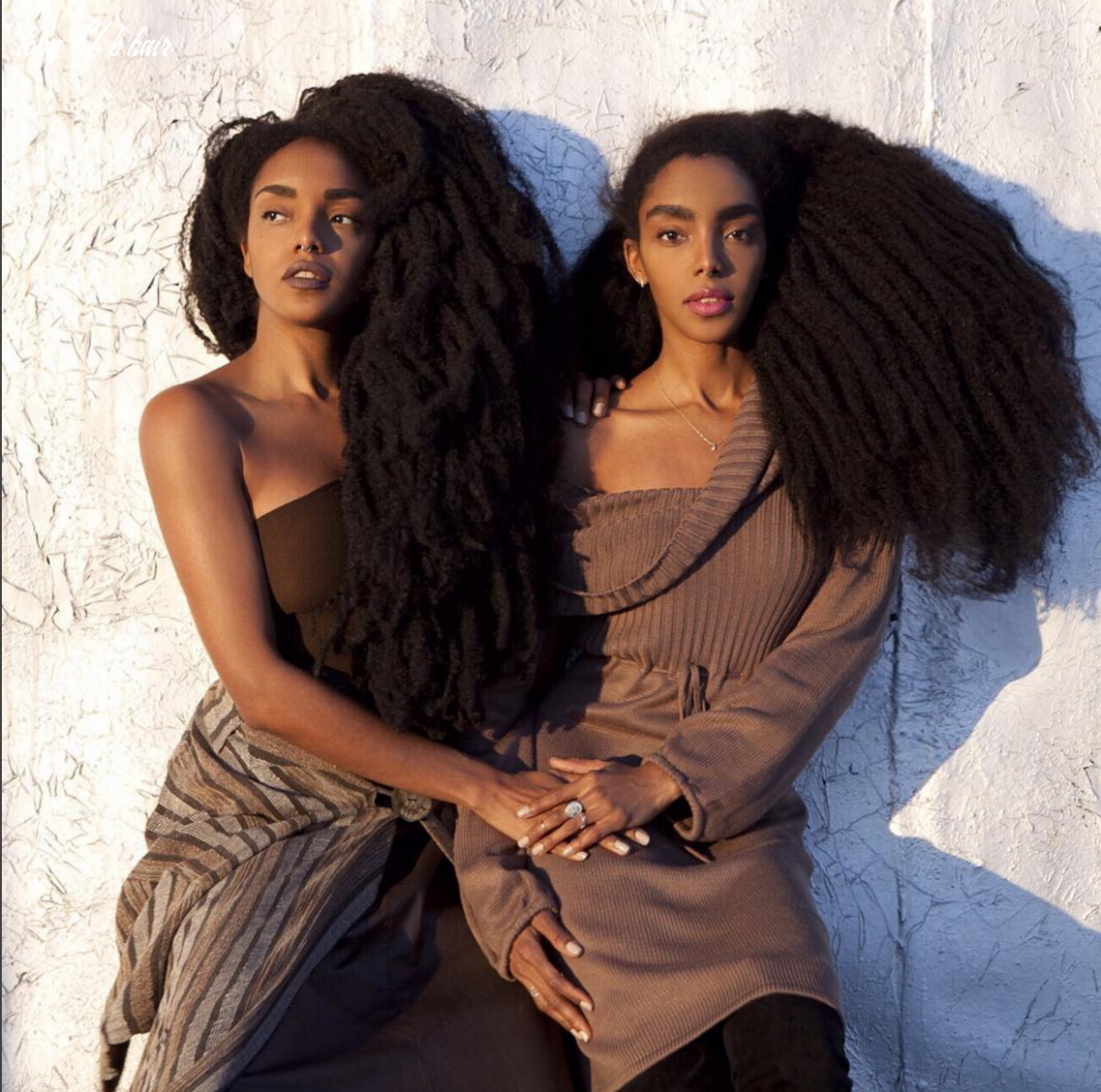 12 stunning examples of long 12c natural hair | 12c hairstyles