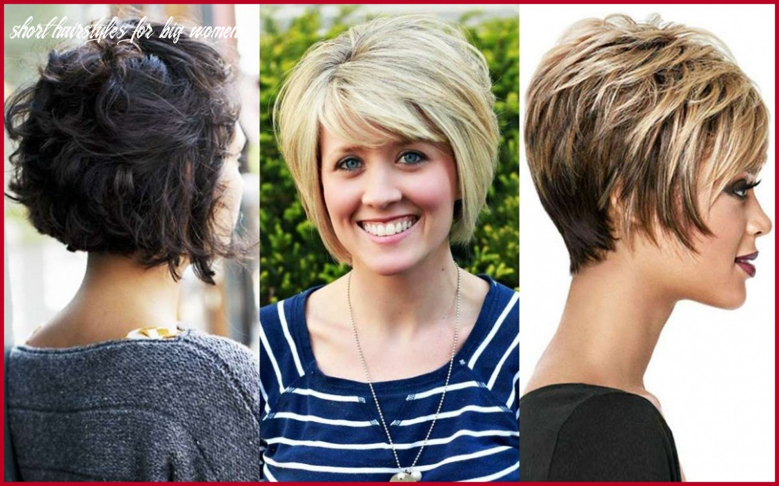 12 Stunning Hairstyles for Plus Size Women - Haircuts for Plus ...