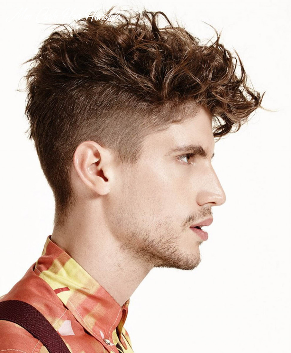 12 stylish curly hairstyle & haircuts for men [12 edition] man curly hair hairstyle