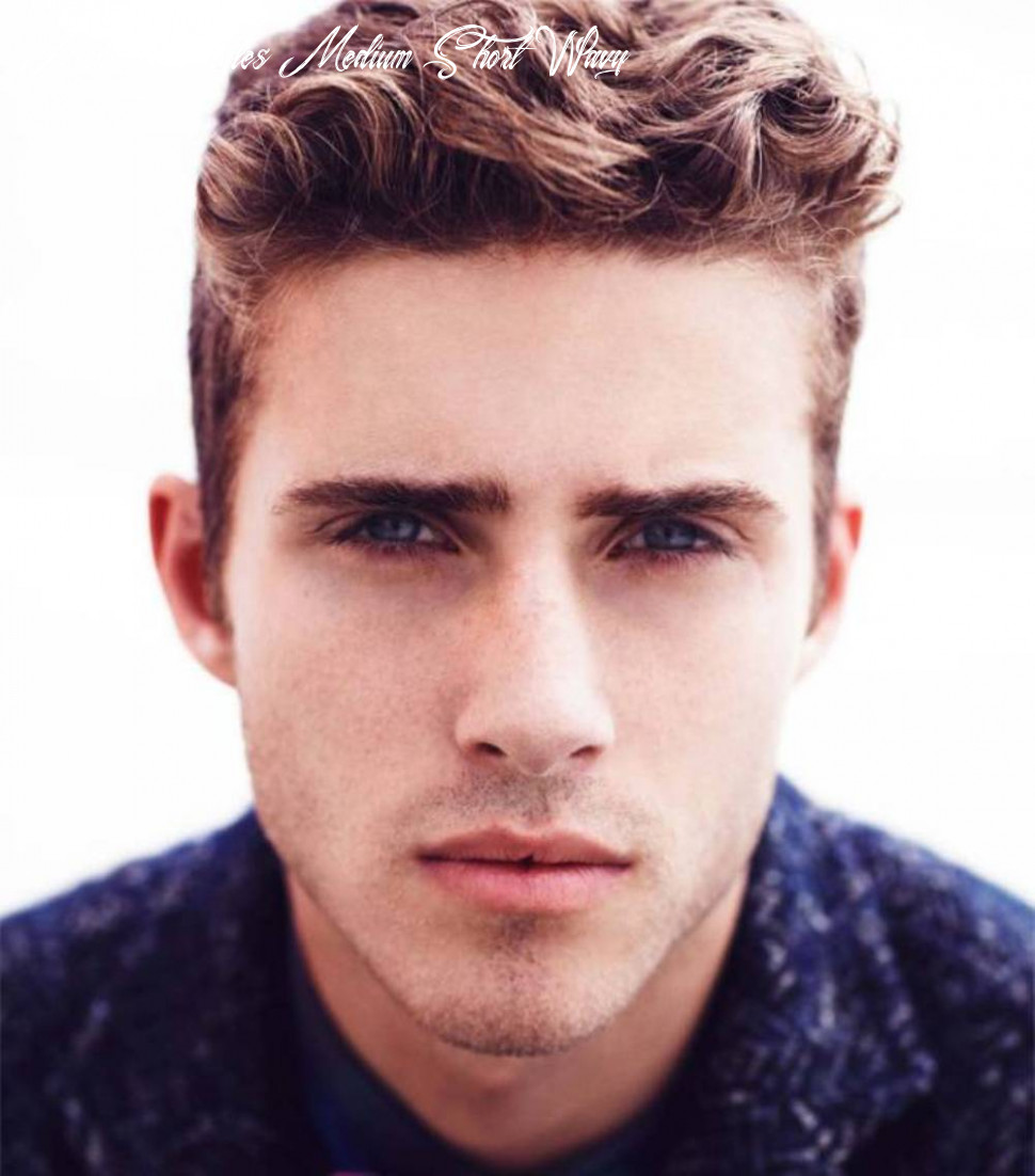 12 stylish curly hairstyle & haircuts for men [12 edition] mens hairstyles medium short wavy