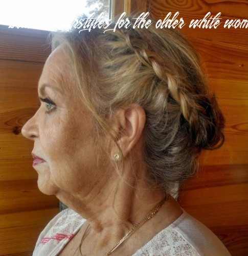 12 stylish long hairstyles for older women (with images) | long