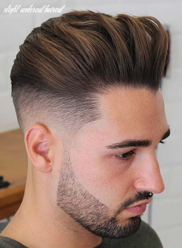 12 stylish undercut hairstyle variations to copy in 12: a