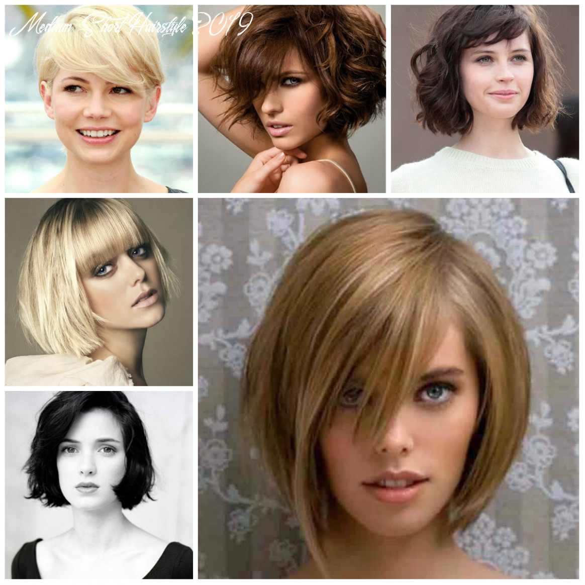 12 sweet bob hairstyles hairstyleto medium short hairstyle 2019