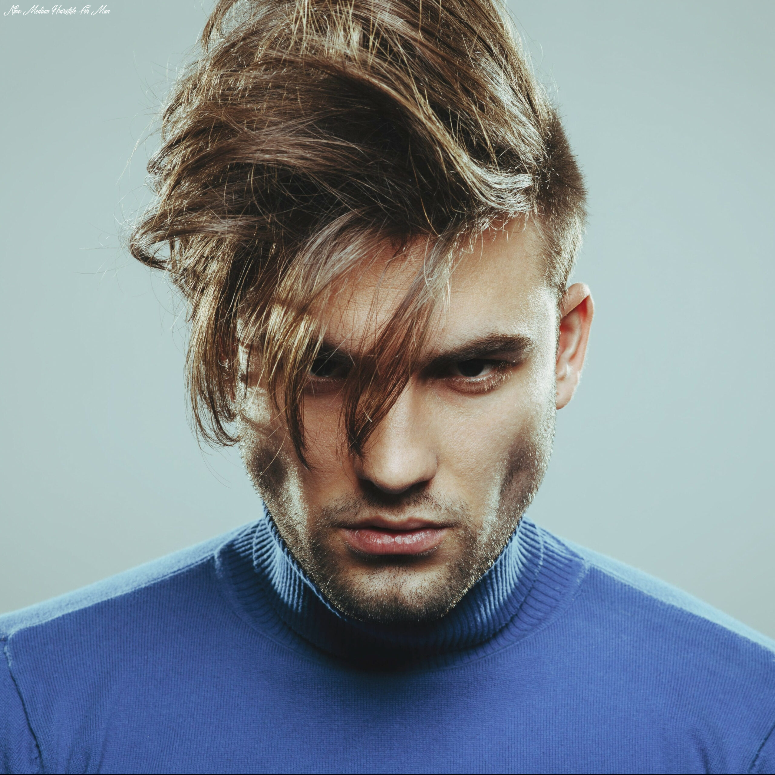 12 the best medium length hairstyles for men new medium hairstyle for man