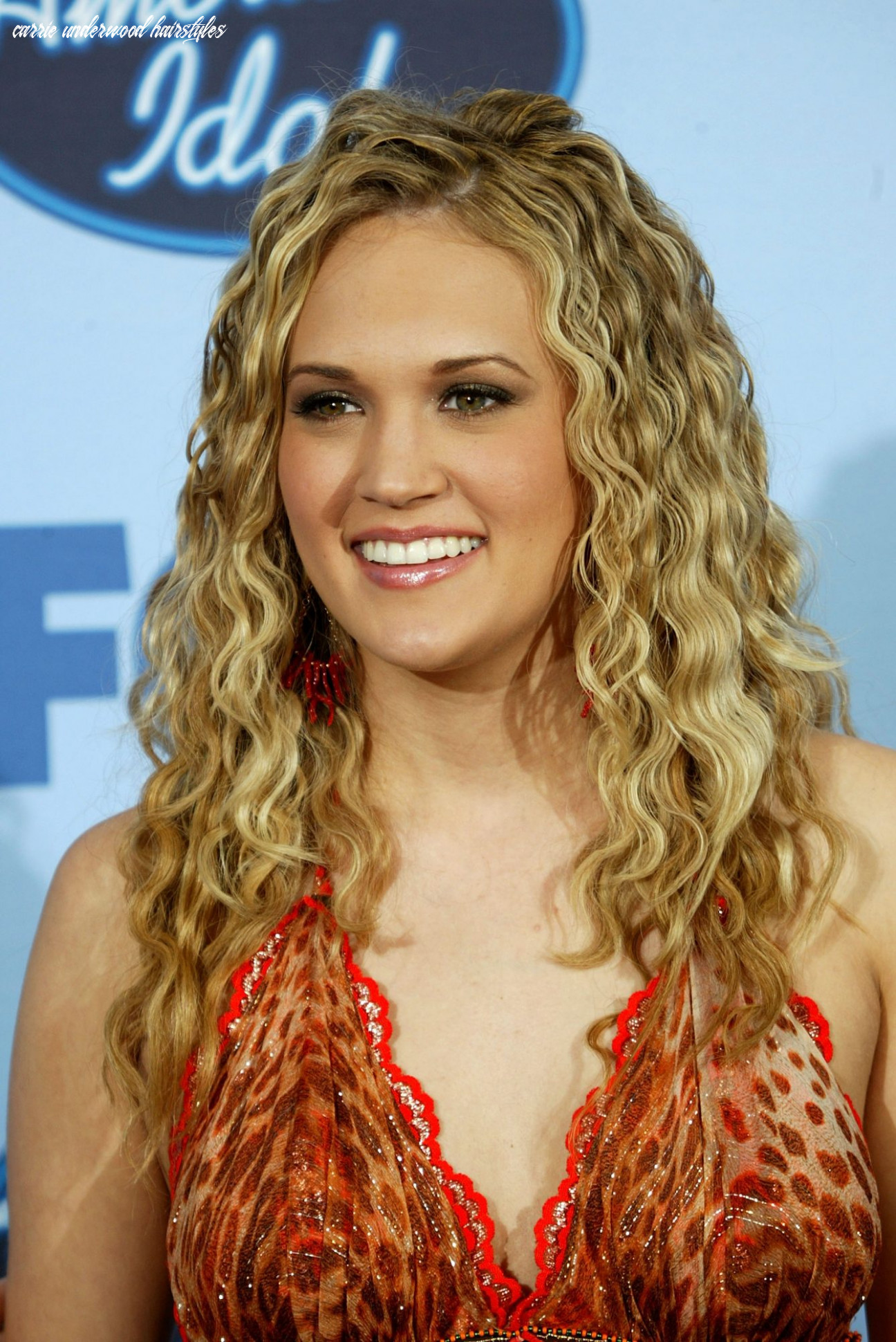 12 times carrie underwood gave us major hair inspiration