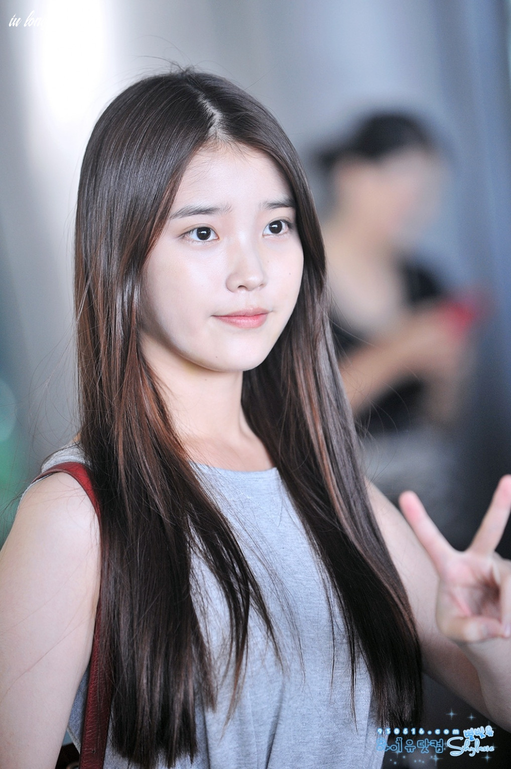 12 times iu changed her hairstyle completely koreaboo iu long hair