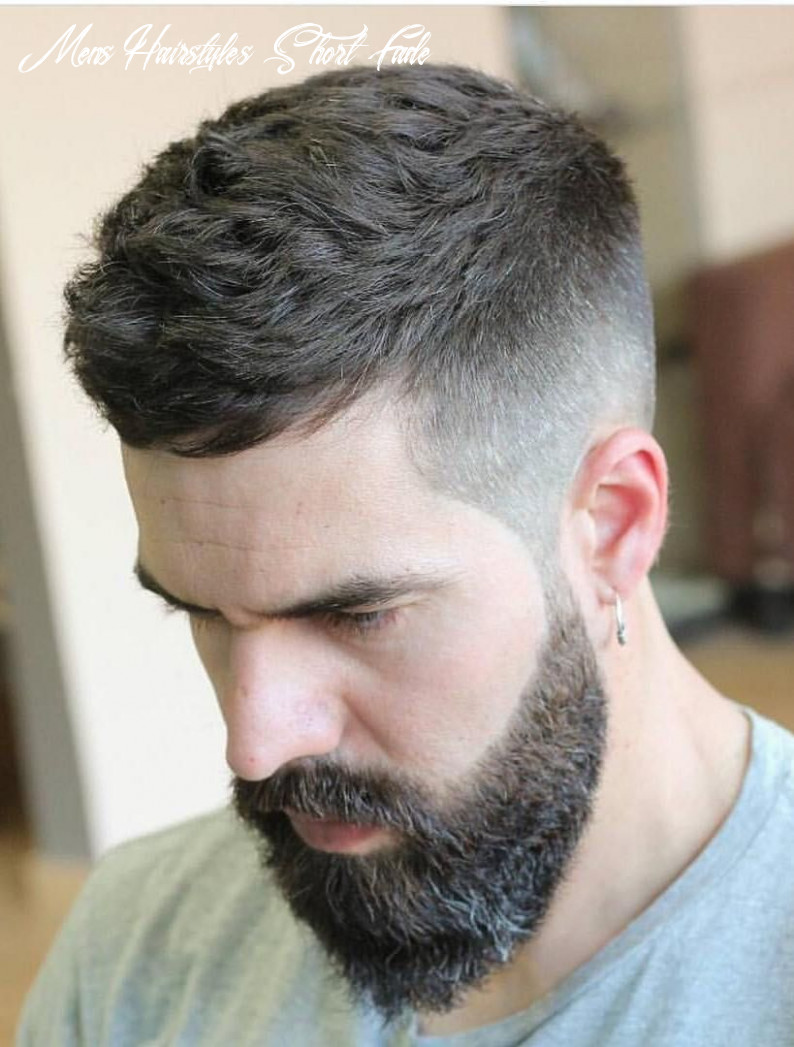 12 top fade hairstyles for men to look stylish & dashing   short