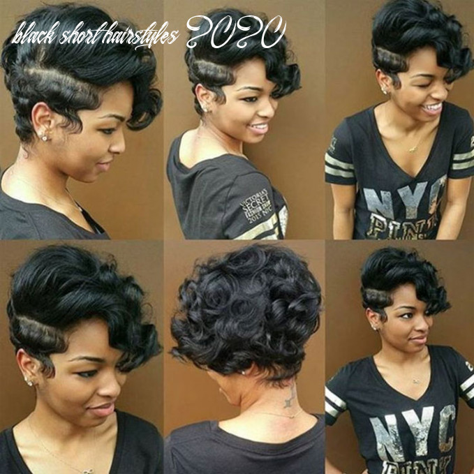 12 top short hairstyles for black women for natural look in 12 black short hairstyles 2020