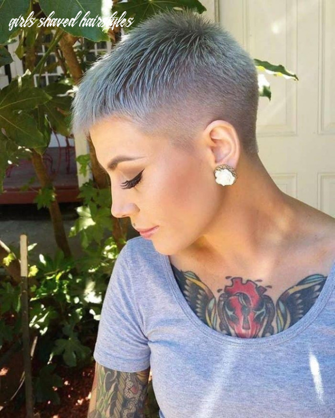 12 trendiest shaved hairstyles for women haircuts & hairstyles 12 girls shaved hairstyles