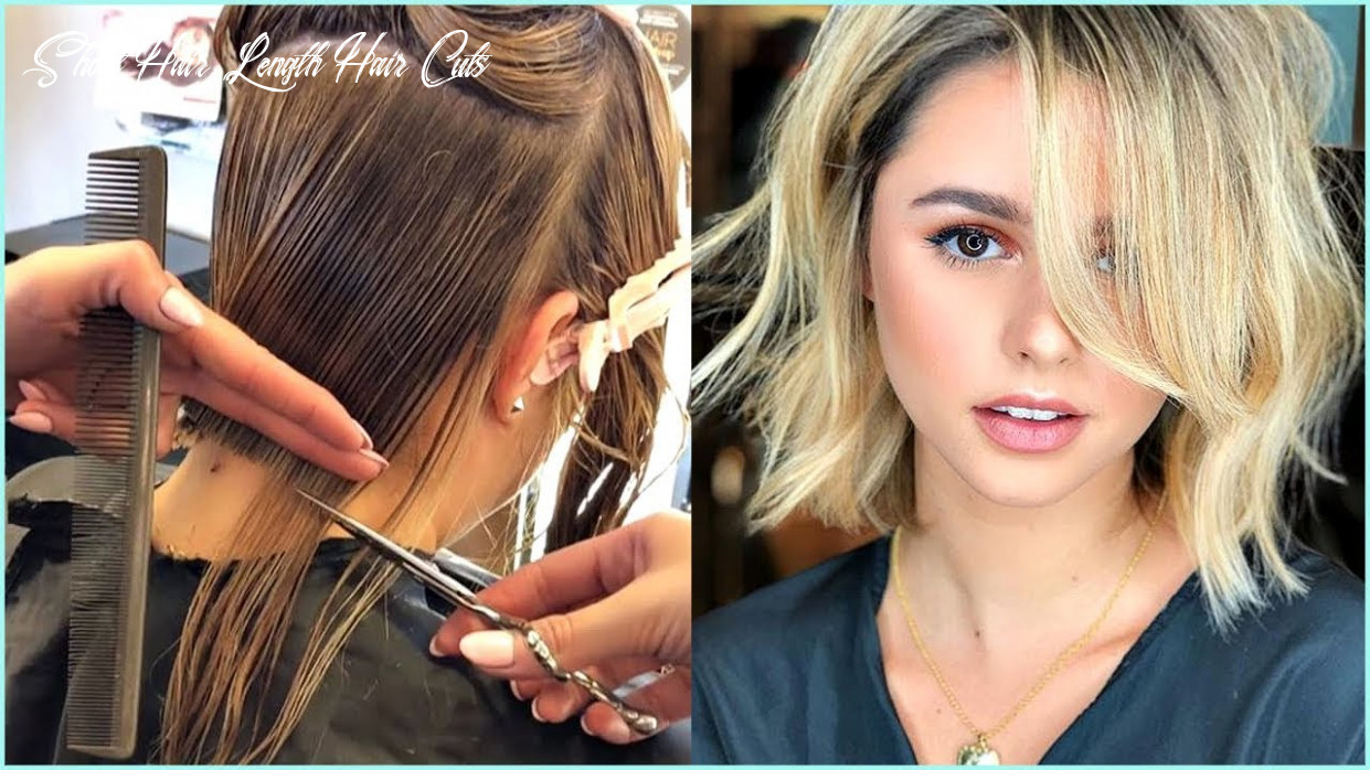 12 trendy before and after transformations from long hair to short hair ♥️ short haircuts ideas short hair length hair cuts