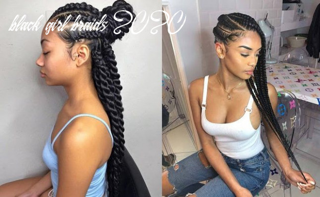 12+ Trendy Cornrows Braids Hairstyles For Black Women To Copy In ...