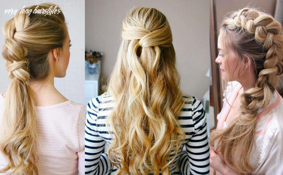 12 trendy long hairstyles for women to try   fashionisers© very long hairstyles
