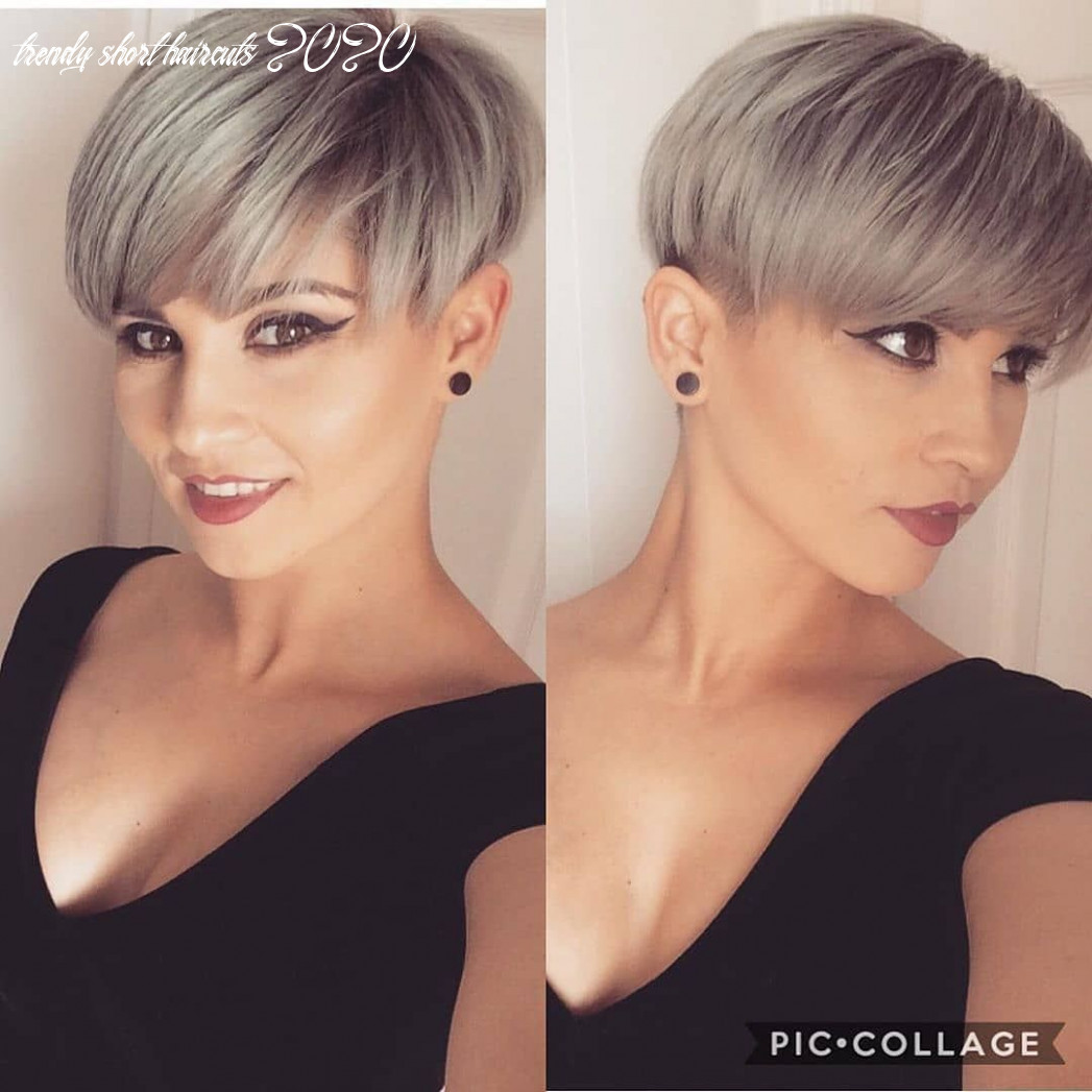 12 trendy short hairstyles for straight hair pixie haircut for