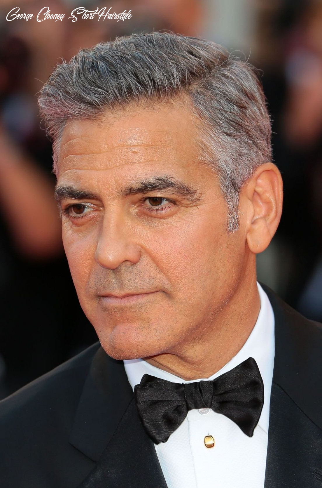 12 unique short hairstyles for men styling tips george clooney short hairstyle