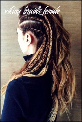 12 vikings lagertha hair tutorial and hairstyles for women