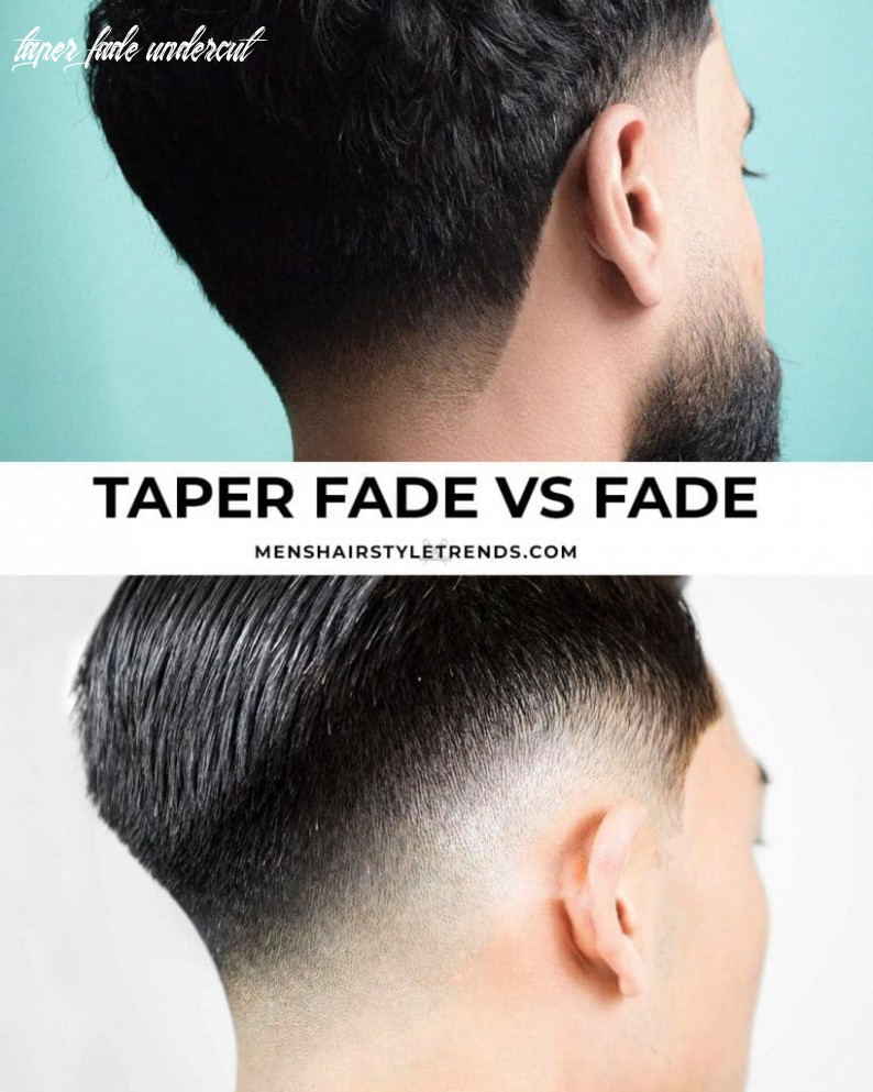 12 ways to wear a taper haircut > our best collection of this