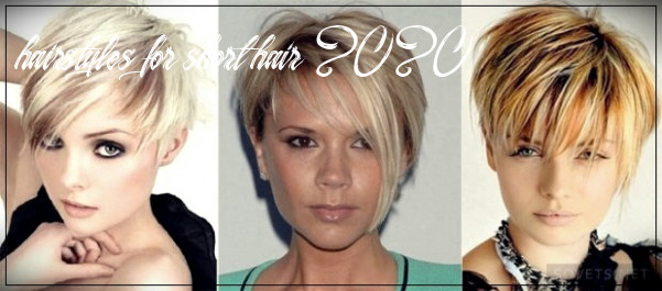 12 women haircuts for short hair 12 12: for all face shape