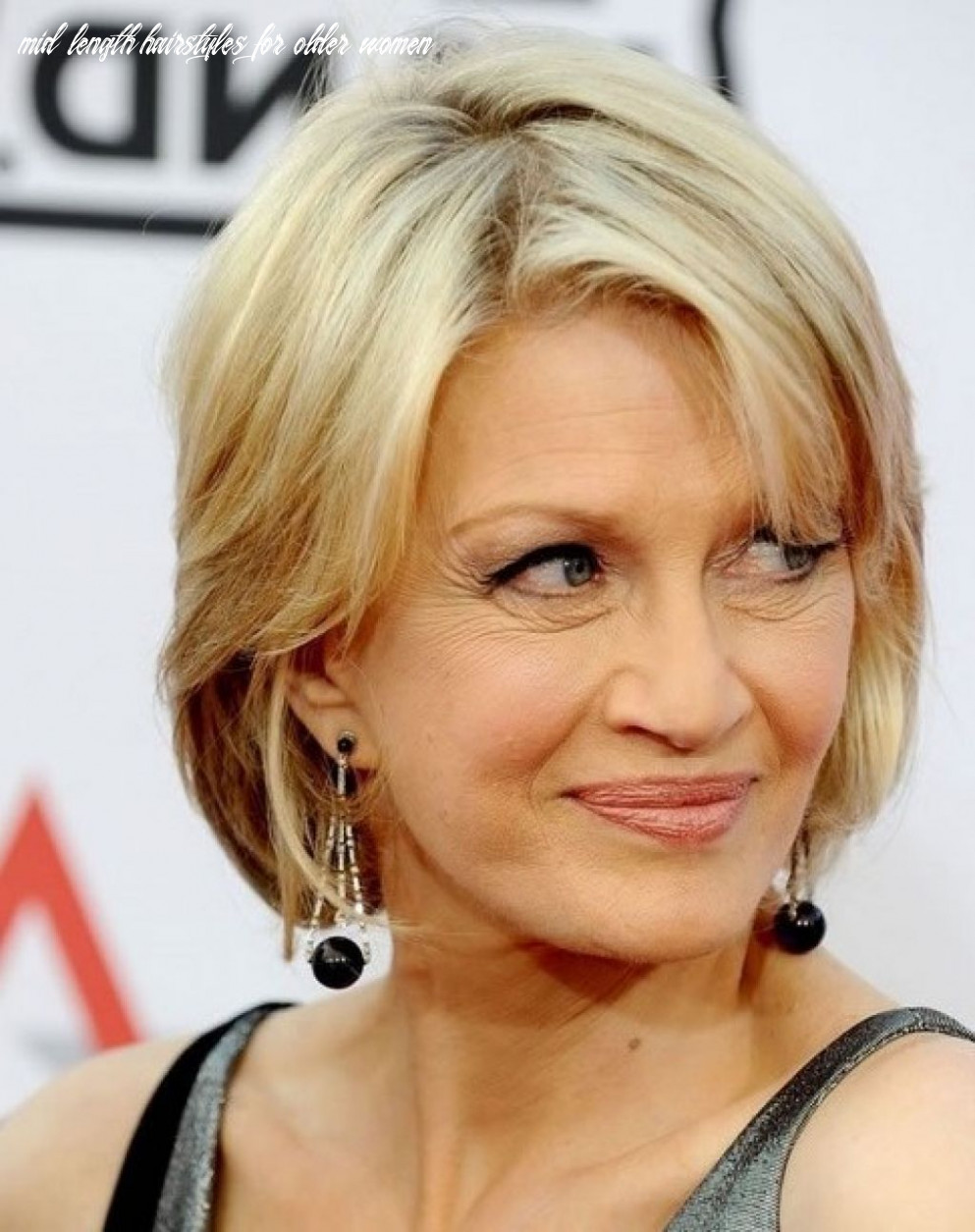 √ 12 wonderful hairstyles for older women with fine hair: short