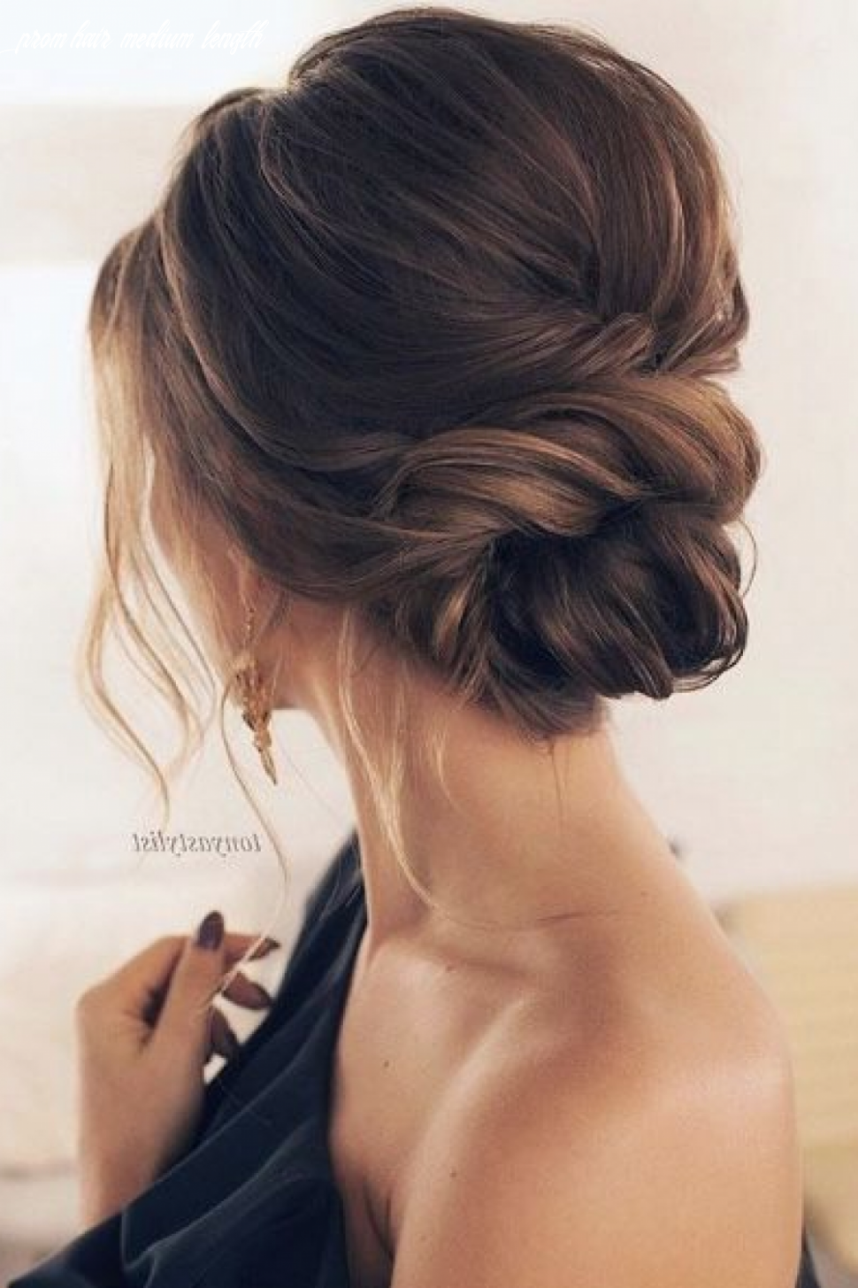 12 Wonderful Prom Hair Ideas & Designs | Hair styles, Long hair ...