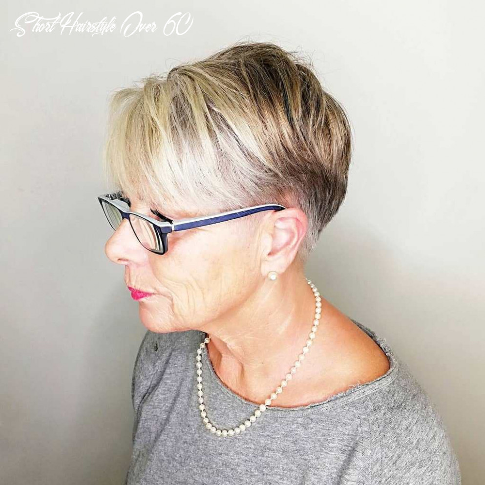 12 wonderful short haircuts for women over 12 hair adviser short hairstyle over 60