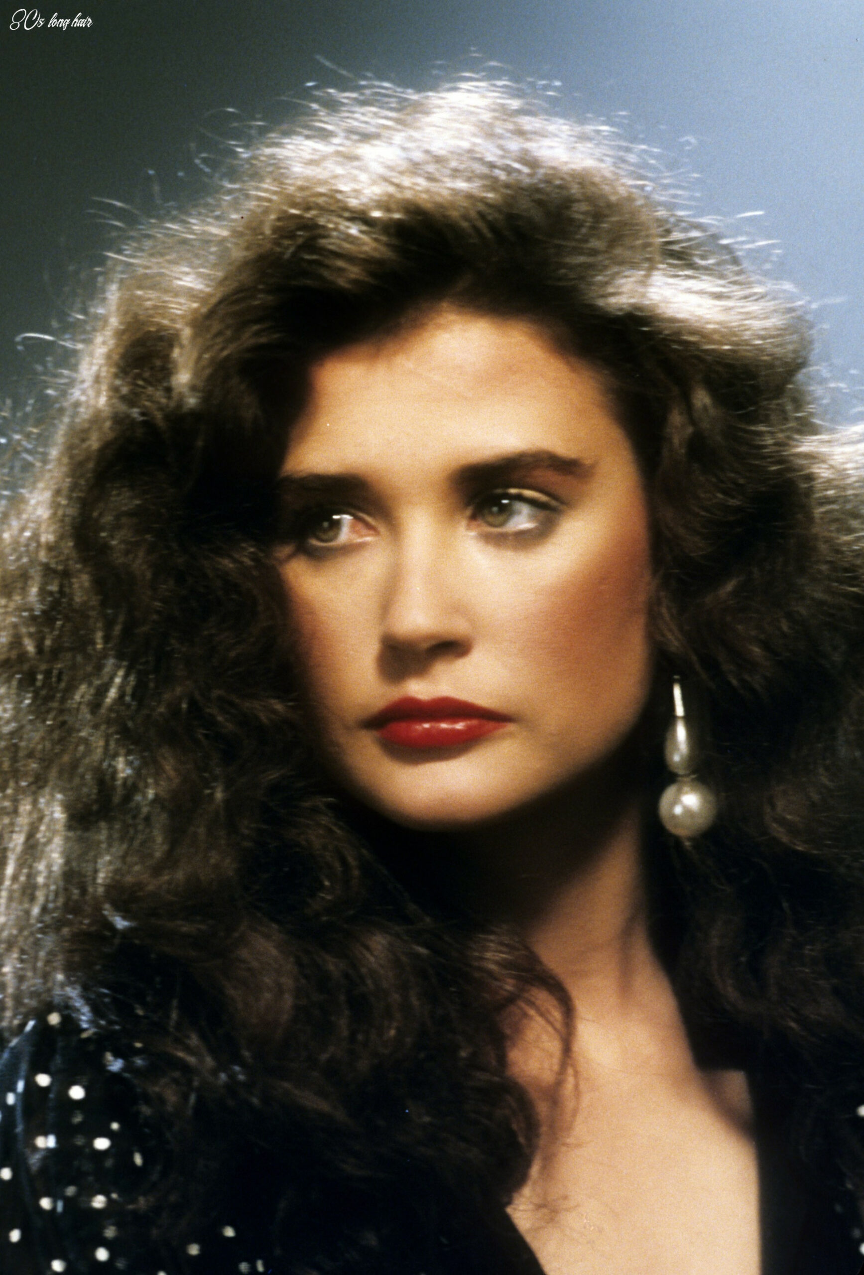 12s hairstyles: 12 epic looks making a huge come back 80s long hair